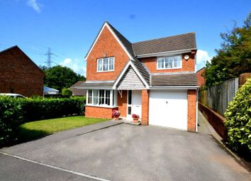 Thumbnail 4 bed detached house for sale in Maes Y Bryn, Pontprennau, Cardiff