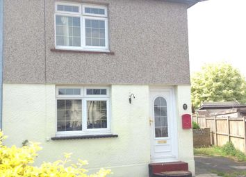 Thumbnail 2 bed property to rent in Chestnut Road, Dartford