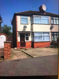 Thumbnail 4 bedroom semi-detached house to rent in Leamington Place, London
