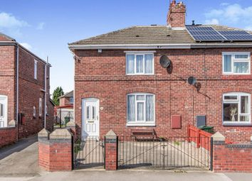 Thumbnail 2 bed semi-detached house for sale in Homecroft Road, Goldthorpe, Rotherham