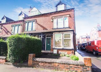 Thumbnail 4 bed end terrace house to rent in Headingley Mount, Headingley, Leeds