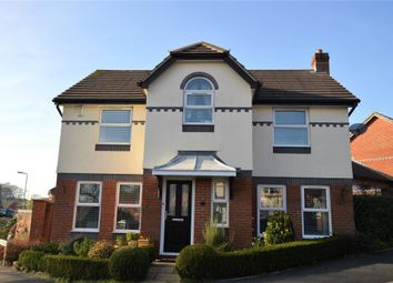Thumbnail 4 bed detached house for sale in Old Bystock Drive, Exmouth, Devon