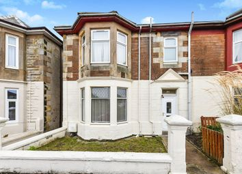 Thumbnail 1 bed flat for sale in Garven Road, Stevenston