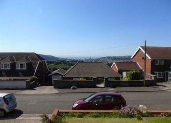Thumbnail 2 bed semi-detached house for sale in Bryn Eglur Road, Treboeth, Swansea