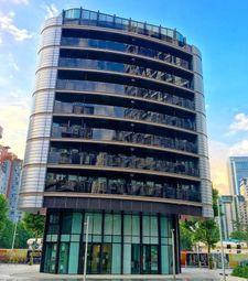 Thumbnail 1 bed flat to rent in Coolidge Tower, South Quay, Canary Wharf