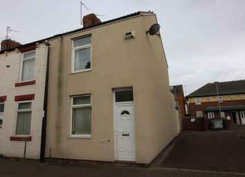 Thumbnail 2 bedroom end terrace house for sale in Harford Street, Middlesbrough