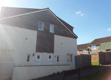 Thumbnail 3 bedroom town house to rent in Fairford Close, Kingswood, Bristol