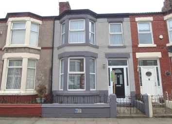 Thumbnail 3 bedroom terraced house for sale in Tynville Road, Walton, Liverpool