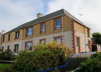 Thumbnail 3 bedroom flat for sale in Seaview Terrace, Stornoway
