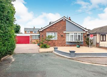 Thumbnail 3 bed detached bungalow for sale in Highfield Close, Chase Terrace, Burntwood