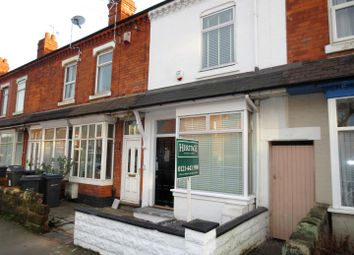 Thumbnail 2 bed terraced house for sale in Addison Road, Kings Heath, Birmingham