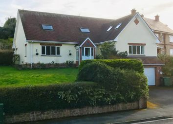 Thumbnail 5 bed detached house for sale in Parkhouse Road, Minehead