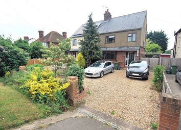 Thumbnail 3 bed semi-detached house for sale in Aston Clinton Road, Weston Turville, Buckinghamshire