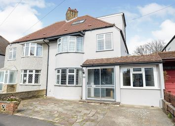 Thumbnail 4 bed semi-detached house for sale in Marlborough Road, Bexleyheath