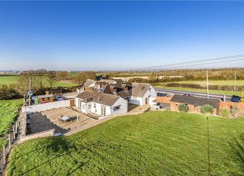 Thumbnail 7 bed detached bungalow for sale in Camel Cross, West Camel, Somerset