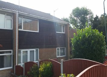 Thumbnail 2 bed flat to rent in Meadowcroft Gardens, Westfield, Sheffield