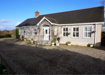 Thumbnail 4 bedroom detached bungalow for sale in Tullyreagh Road, Ballymena
