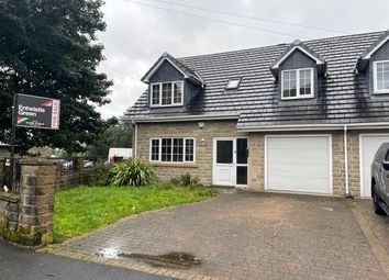 Thumbnail 4 bed semi-detached house for sale in Industry Street, Whitworth, Rochdale, Lancashire