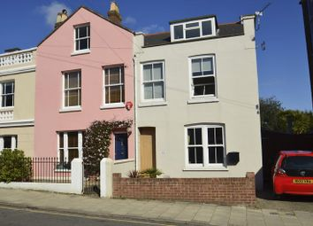 Thumbnail 3 bed mews house for sale in Station Street, Lymington