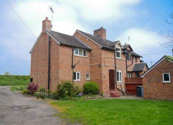 Thumbnail 3 bed property to rent in Swanley Bridge Cottage, Springe Lane, Nantwich