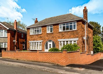 Thumbnail 4 bed detached house for sale in Stannard Well Lane, Horbury, Wakefield