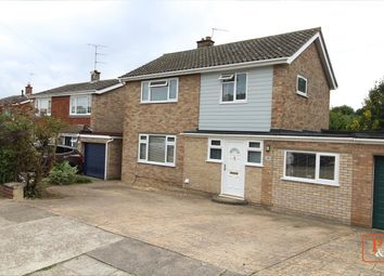St. Dominic Road, St Johns, Colchester CO4. 4 bed detached house