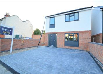 Thumbnail 3 bed detached house for sale in Nottingham Road, Keyworth, Nottingham