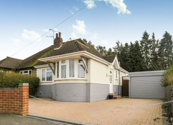 Thumbnail 2 bed semi-detached bungalow for sale in Poplars Close, Luton
