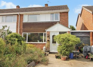 Thumbnail 4 bed semi-detached house for sale in Hawkeridge Park, Westbury