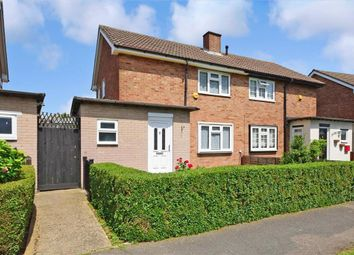 Thumbnail 2 bed semi-detached house for sale in Oakwood Hill, Loughton, Essex