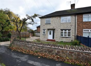Thumbnail 3 bed semi-detached house for sale in Merlin Close, Clifton, Nottingham