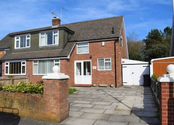Thumbnail 3 bed semi-detached house for sale in Mill Lane, Churchtown