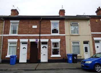 Thumbnail 2 bedroom terraced house for sale in Haig Street, Derby, Derbyshire