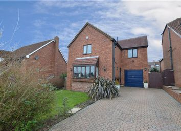 Thumbnail 4 bedroom detached house for sale in Pinfold Rise, Aberford, Leeds, West Yorkshire