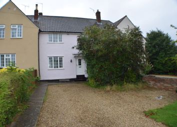Thumbnail 3 bed terraced house for sale in 2 Harpers Hill, Nayland, Colchester, Suffolk