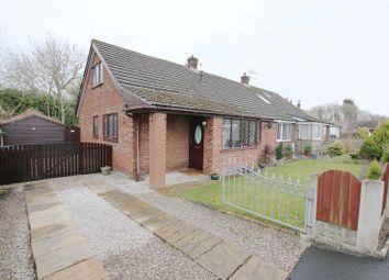 Thumbnail 4 bed semi-detached bungalow for sale in Tristan Avenue, Walmer Bridge, Preston