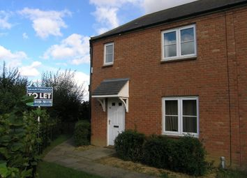 Thumbnail 3 bedroom semi-detached house to rent in Sir Henry Jake Close, Banbury