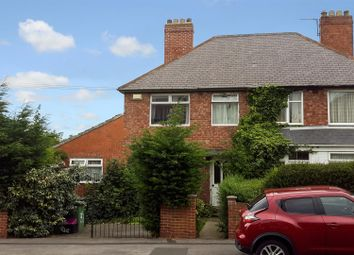 Thumbnail 3 bed semi-detached house for sale in The Ridgeway, South Shields