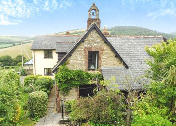 Thumbnail 4 bed cottage for sale in Leighland, Roadwater, Watchet
