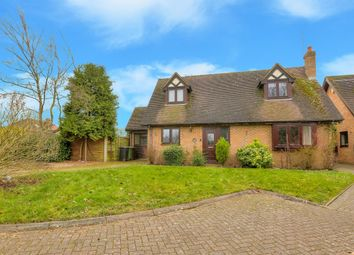 Thumbnail 3 bed bungalow for sale in Four Trees, Chiswell Green, St.Albans