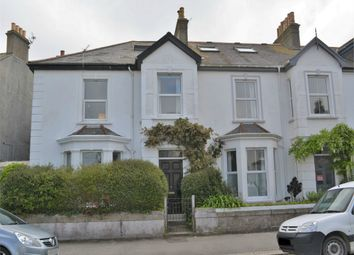 Thumbnail 4 bed end terrace house for sale in Marlborough Road, Falmouth
