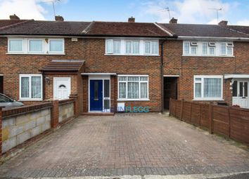 Thumbnail 2 bed terraced house for sale in Trelawney Avenue, Langley, Slough