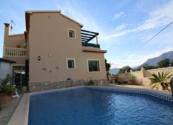 Thumbnail 3 bed villa for sale in 03728 Alcalalí, Alicante, Spain