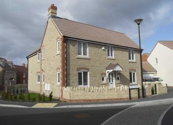 Thumbnail 4 bed detached house to rent in Newson Road, Swindon