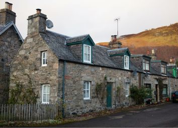 Thumbnail 3 bed terraced house for sale in Kinloch Rannoch, Pitlochry