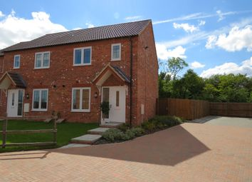 Thumbnail 3 bed semi-detached house for sale in Hobby Drive, Priors Hall Park, Corby