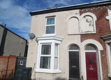 Thumbnail 2 bed terraced house to rent in Viola Street, Bootle