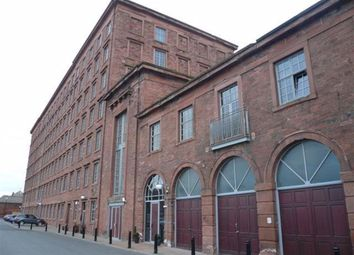 Thumbnail 1 bedroom flat to rent in West Block, Shaddon Mill, Carlisle