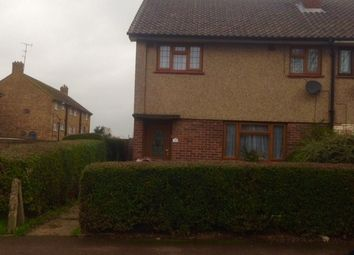 Thumbnail 3 bed semi-detached house to rent in Thatches Grove, Romford