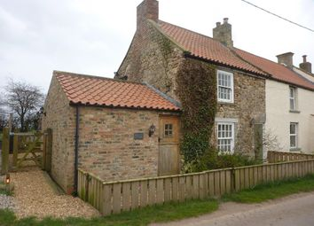 Thumbnail 1 bed cottage to rent in Fleece Cottages, Market Place, Bedale